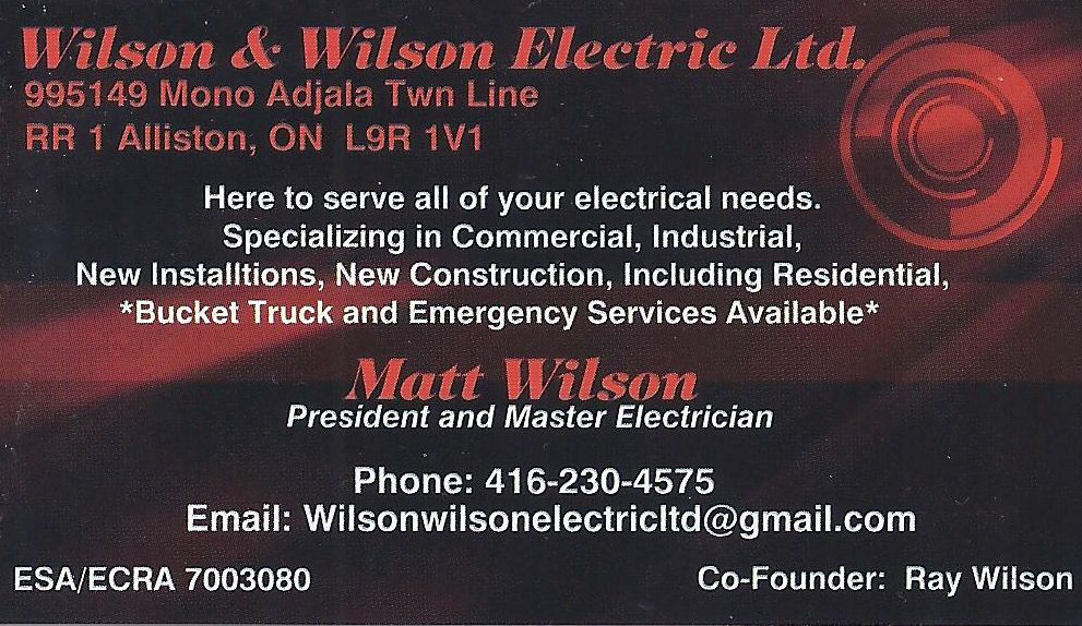 An electrical nightmare solved by wilson wilson electric ltd my wilson wilson electric ltd electrical contractors colourmoves