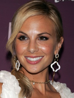 """Elisabeth Hasselbeck from ABC's The View, may not be invited back after her contract runs out this season.  Cited as """"too mouthy and too right-winged"""" for audience's tastes.  Photo via Newscom"""