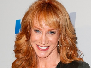 Comedienne Kathy Griffin targeted by The View's, Elisabeth Hasselbeck.