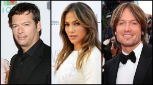 Harry Connick Jr. Jennifer Lopez and Keith Urban, the new American Idol 2014 judging panel.