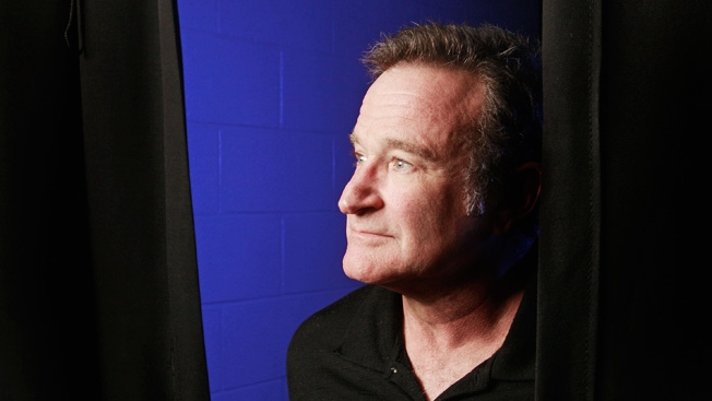 Actor and Comedian Robin Williams 1951 to 2014