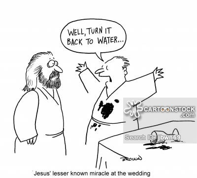 Jesus' lesser known miracle at the wedding.