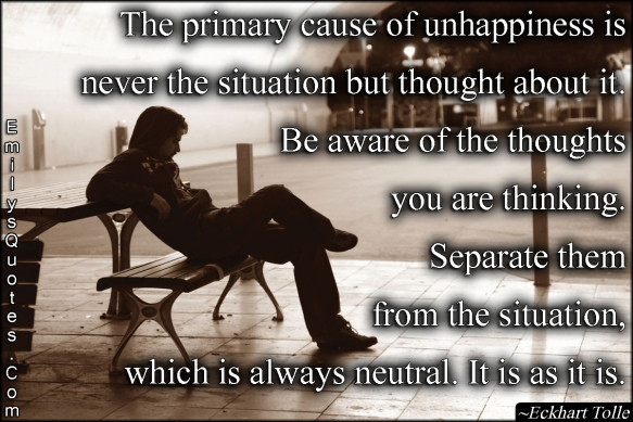 emilysquotes-com-reason-negative-thoughts-situation-advice-intelligent-relationship-eckhart-tolle