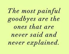 painfulgoodbyes
