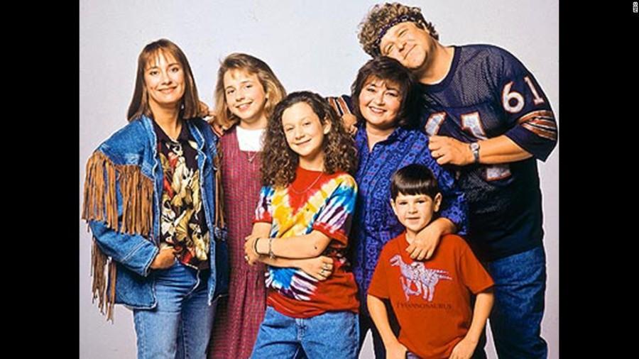 Roseanne original cast