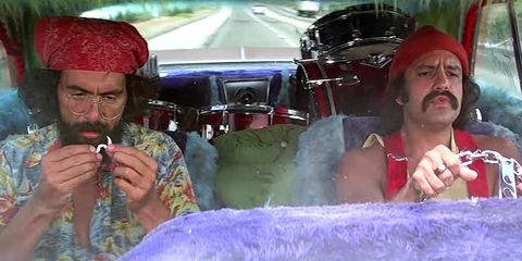 Are Walmart buyers stoned or drunk?  Do they have something over Cheech & Chong?